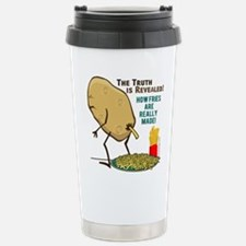 How Fries Are Really Ma Stainless Steel Travel Mug