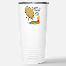 How Fries Are Really Ma Travel Mug