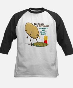 How Fries Are Really Made Tee