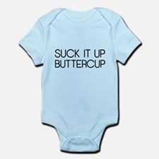 Suck It Up Buttercup Body Suit