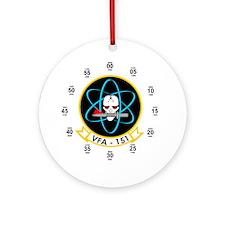 VFA-151 Vigilantes Round Ornament