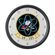 VF-151 Vigilanties Large Wall Clock