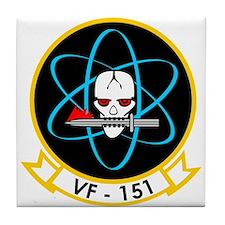 Vf-151 Vigilanties Tile Coaster