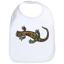 Wild Salamander Bib