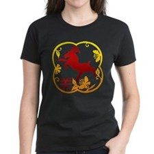 Chinese Zodiac Goat Sheep Ram Tee