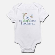 birds & bees baby clothes Infant Bodysuit