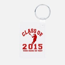 Class of 2015 Lacrosse Keychains