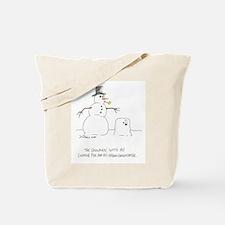 Cute Copd Tote Bag
