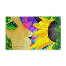Dreaming in Color Car Magnet 20 x 12