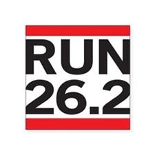 Run 26.2 Sticker