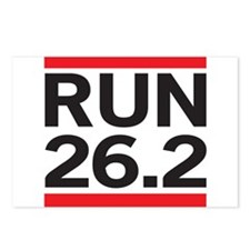 Run 26.2 Postcards (Package of 8)