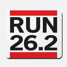 Run 26.2 Mousepad