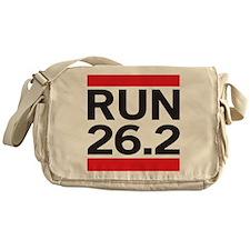 Run 26.2 Messenger Bag