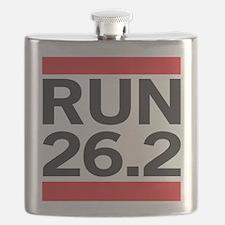 Run 26.2 Flask