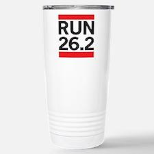 Run 26.2 Travel Mug