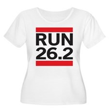Run 26.2 Plus Size T-Shirt