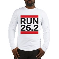 Run 26.2 Long Sleeve T-Shirt