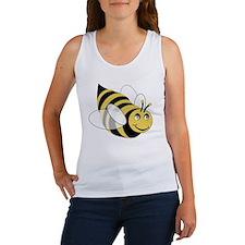 Cute Bumblebee Tank Top