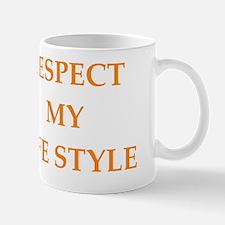 Cute Alternate lifestyle Mug