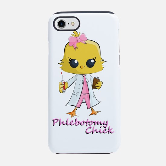 Phlebotomy Chick Iphone 7 Tough Case