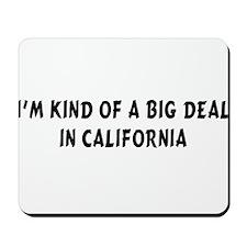 Im Kind of a Big DealCA.png Mousepad