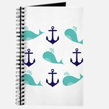 Whales and Anchors Journal