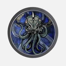 Kraken Wall Clock