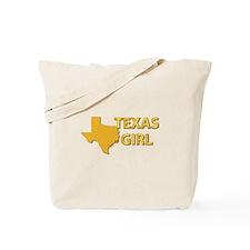 Texas Girl Tote Bag