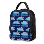 Cruise Ship Retired Neoprene Lunch Bag