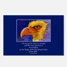 Eagle Blues Postcards (Package of 8)