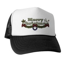 Christmas, Air Force Trucker Hat
