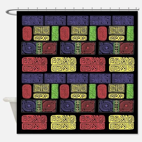 MesoMeso Shower Curtain
