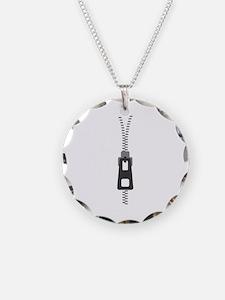 Zipper Necklace