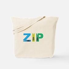 Zip Tote Bag