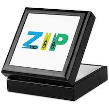 Zip Keepsake Box