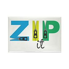 Zip It Magnets