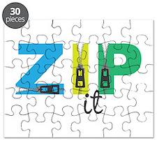 Zip It Puzzle