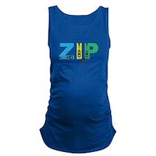 Zip It Maternity Tank Top