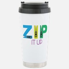 Zip It Up Travel Mug