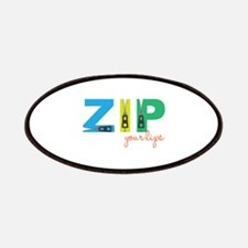 Zip Your Lips Patches