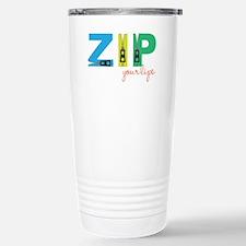 Zip Your Lips Travel Mug