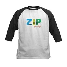 Zip Your Lips Baseball Jersey