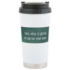 Unique Social studies teacher Travel Mug