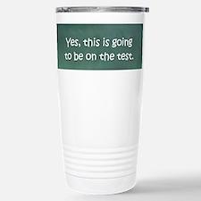 Unique Social studies teacher Travel Mug