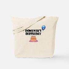 Dominik's Birthday Tote Bag