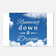 Running Down a Dream Postcards (Package of 8)