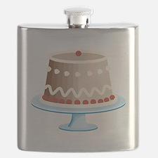 Cute Deserts Flask