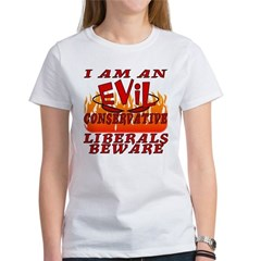 Evil Conservative Tee