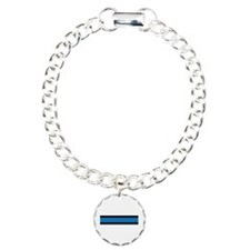 Law Enforcement Stripes Bracelet