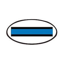 Law Enforcement Stripes Patches